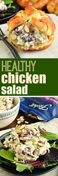 How do you get heart disease heart healthy foods heart disease is youre going to love this heart healthy chicken salad recipe packed with a forumfinder Images