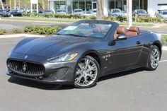 2013 Maserati GranTurismo Sport http://www.iseecars.com/used-cars/used-maserati-for-sale
