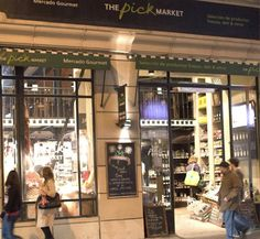 The Pick Market, my local gourmet market.  Awesome, friendly service and amazing, fresh products.  In Palermo and Recoleta.