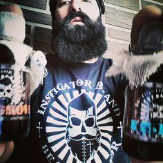 Beard Oil #beardoil #beard #beards #beardgang #beardlove #beardsofinstagram #skull #mensfashion #bearded #beardedmen #mustache #envybeards #beardlife #FloridaKeys #Floridalife #Florida #pirate #sunshine #InstigatorBrandBeardArmor #ibbeardarmor #beach #Tampa #KeyWest #barbershop #pomadeshop #defendingyourbeardshonor