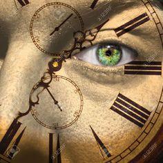 O Mundo Invisível de uma Mulher: O tempo...