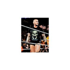 Randy Orton Apex Superstar ❤ liked on Polyvore featuring randy orton and wwe