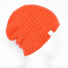 Design Your Own Floppy Slouchy  Beanie
