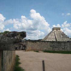 wonderful Chichen Itza, Mexico.. Mayans were amazing