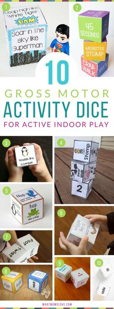 Gross Motor Activity