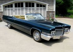 1970 Cadillac DeVille Convertible for sale by Affordable Classics Motorcars. Our classic cars for sale are unique high quality cars you will be proud to own. Cadillac Ats, Vintage Cars, Antique Cars, Retro Cars, Convertible, Old American Cars, American Pride, Bmw Classic Cars, Us Cars