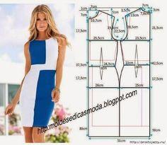 Летние платья - выкройки на любой вкус2 (620x539, 127Kb)