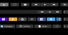 http://ift.tt/2tJyUAn to take screenshot of Touch Bar on your Macbook Pro http://ift.tt/2sPkmD2  You might be familiar of taking screenshot of your Macs screen but did you know you can take screenshot of your Macbook Pros Touch Bar also?  Apple launched secondary display called as Touch Bar on its flagship Macbook Pro in 2016. It launched Macbook Pro in two variants; with Touch Bar and without Touch Bar. Touch Bar on Macbook Pro gives you an ability to use various features depending on the…