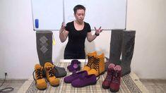 Felt Boots, Rain Boots, Shoe Boots, Dik Dik, Wool Shoes, Felted Slippers, Felting Tutorials, Wet Felting, Wool Felt