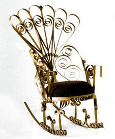 Tin Can Chair