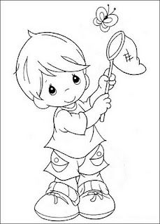 Precious Moments Coloring Pages. Welcome to the precious moments coloring pages! By the way, do you know what the precious moments coloring pages are? Alphabet Coloring Pages, Coloring Book Pages, Printable Coloring Pages, Coloring Sheets, Precious Moments Coloring Pages, Butterfly Coloring Page, Digital Stamps, Coloring Pages For Kids, Coloring Pictures For Kids