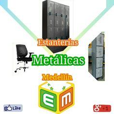 ESTANTERIAS METALICAS MEDELLIN