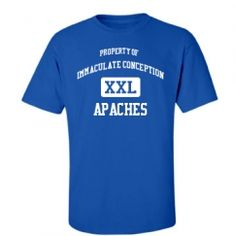 Immaculate Conception High School - Lodi, NJ | Men's T-Shirts Start at $21.97