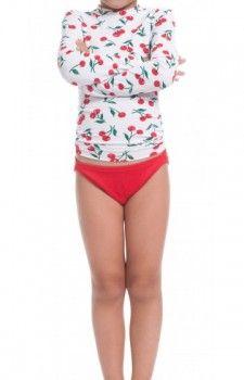 Girls' swimwear from Shoshanna