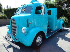1941 Ford COE (Cab Over Engine) Truck by Custom_Cab...