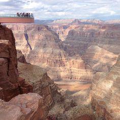 Grand Canyon Skywalk in Arizona