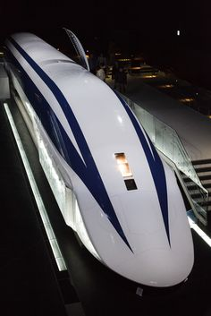 Maglev and Railway Museum, Nagoya, Japan リニア鉄道館 Can't wait to go back to asia and get on this baby