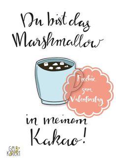 Dein Handlettering mit Illustrator CC vektorisieren und ein Valentinstags-Freebie | Gelbkariert | Bloglovin'
