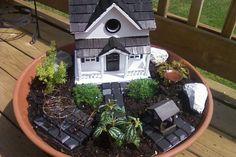 Hometalk :: Fairy Gardens :: Stephanie @ Garden Therapy's clipboard on Hometalk