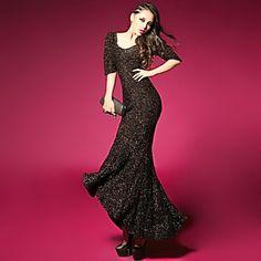 Women's Elegant Evening Party Long Dress – AUD $ 26.20