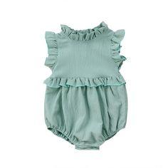 cca2df1358f6 Baby Girls  Romper - Cat   Jack™ Medium Denim Wash
