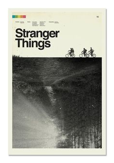 A limited edition digital print by designer Concepcion Studios, on view during the 2016 New York Comic Con with SPOKE (booth poster Concepcion Studios - Stranger Things Kitchen Poster, Printable Poster, Film Poster Design, Design Posters, Poster Design Layout, Plakat Design, Gig Poster, Movie Poster Art, The Thing Movie Poster