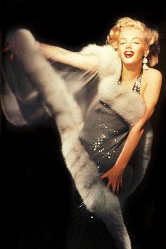 Marilyn Monroe by Richard Avendon