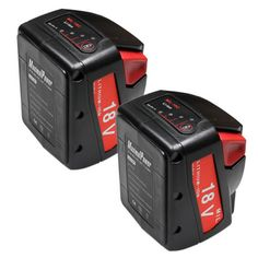 DIY  Tools Milwaukee Tools 18v Replacement Battery