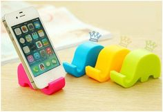 Stylish animal shaped #MobilePhoneStands to give a unique look to your phone!