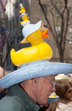 easter bonnet diy - Google Search