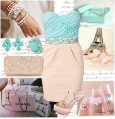 """dress.."" by meri-m ❤ liked on Polyvore"