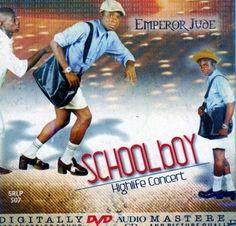 Emperor Jude - School Boy Highlife - CD