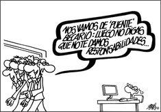13 viñetas de Forges para celebrar que es la temporada de los becarios | Verne EL PAÍS