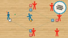 Around the Bases is a fun striking/fielding game for your physical education classes. Click through to learn more about the rules, layers, tactics and learning outcomes this game focuses on! #physed