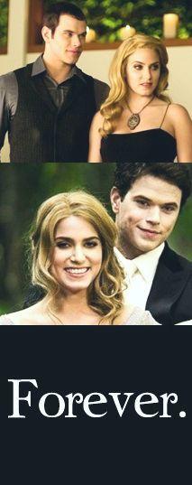 #TwilightSaga - Emmett & Rosalie