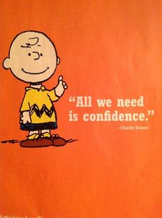 The genius of Charlie Brown :: yoga is a great confidence-builder, special needs, candoyoga.net