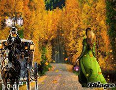 waiting autumn
