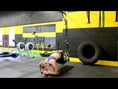TRX 6 Exercises to 6 pack ABS! Treadmill Factory TV TRX Abdominal Workout