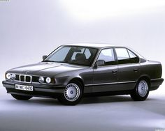 BMW E34 5-series - Classic Bimmers.nl