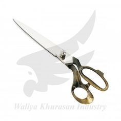 BRASS HANDLE TAILOR SCISSOR Tailor Scissors, Sewing Scissors, Jewelry Tools, Jewelry Making, Chain Nose Pliers, Flat Nose, Brass Handles, Stainless Steel Jewelry, Hand Tools