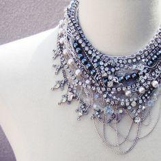 ...love Maegan: Tom Binns Inspired Chunky Necklace DIY | Fashion * Beauty * DIY * Lifestyle