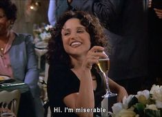 """The Older I Become, The More I Realize I Have Transformed Into Elaine Benes From """"Seinfeld"""" Die besten Comic-Cons des Jahres 2020 Fans der … John Wesley Shipp, Robert Englund, Ashley Johnson, Mickey Rourke, William Shatner, Movies Showing, Movies And Tv Shows, Beste Comics, Laura Bailey"""