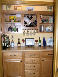 When We Moved Into Our New Home, I Gutted A Coat Closet And Converted It