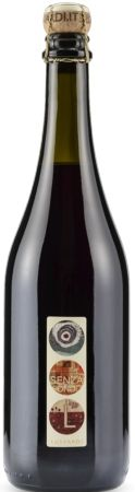 Senzafondo - Lambrusco - Lusvardi #naming #design #vino #wine #packaging #etichette