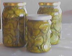 Sałatka z ogórków z Curry
