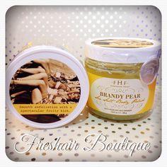 NEW!!  Farmhouse Fresh Brandy Pear Sea Salt Body Polish!  #farmhousefresh #new #freshairsalon #freshairboutique #shoplocal #fayettevillear @farmhousefresh