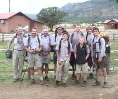 Boy Scout Gear List: Philmont Scout Ranch, New Mexico, Summer - 5