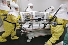 3rd American aid worker infected with Ebola arrives at Nebraska hospital   Posted on September 5, 2014   Read more at http://conservativebyte.com/2014/09/3rd-american-aid-worker-infected-ebola-arrives-nebraska-hospital/#6y6vS7kyMRw5Z0Qq.99