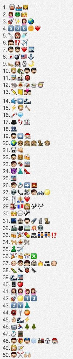 Guess the names of movies -These are hard!