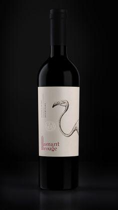 APPARTEMENT 103 Brand Design - FLAMANT ROUGE #Packaging # Design - World Packaging Design Society / 世界包裝設計社會 / Sociedad Mundial de Diseño de Empaques